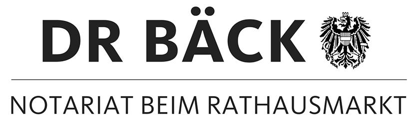 Dr. Bäck Logo